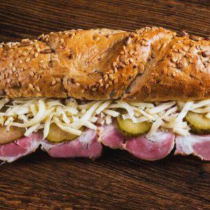 Tarjás szendvics